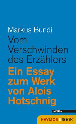 Vom Verschwinden des Erzählers von Bundi,  Markus