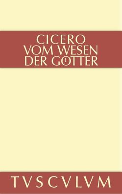 Vom Wesen der Götter von Bayer,  Karl, Cicero,  Marcus Tullius, Gerlach,  Wolfgang