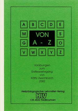 Von A – Z von Aeschbach,  Käthi