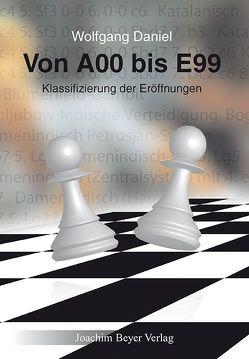 Von A00 bis E99 von Daniel,  Wolfgang