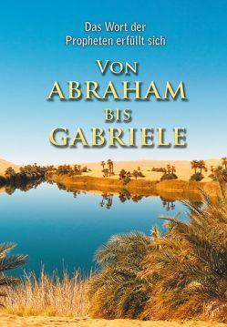 VON ABRAHAM BIS GABRIELE von Kübli,  Martin