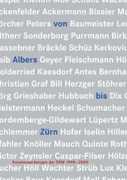 Von Albers bis Zürn von Beye,  Peter, Miller,  Albrecht, Renftle,  Barbara R