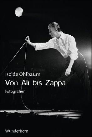Von Ali bis Zappa von Krüger,  Michael, Ohlbaum,  Isolde
