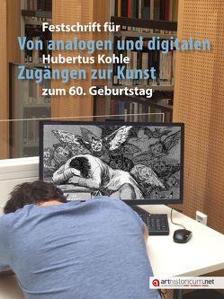 Von analogen und digitalen Zugängen zur Kunst von Effinger,  Maria, Hoppe,  Stephan, Klinke,  Harald, Krysmanski,  Bernd