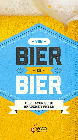 Von Bier zu Bier von Ritter,  Marc, Wiesinger,  Katherine