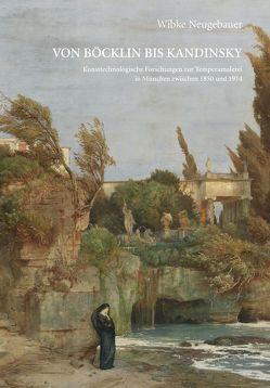 Von Böcklin bis Kandinsky von Neugebauer,  Wibke