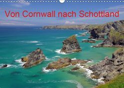 Von Cornwall nach Schottland (Wandkalender 2019 DIN A3 quer) von Pantke,  Reinhard