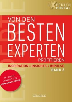 Von den besten Experten profitieren, Band 2 von Expertenportal