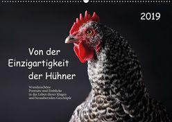 Von der Einzigartigkeit der Hühner (Wandkalender 2019 DIN A2 quer) von Peters,  Birte