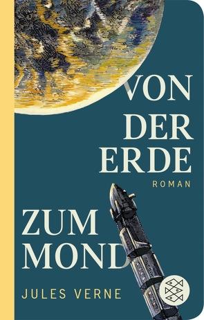 Von der Erde zum Mond von Kottmann,  Manfred, Verne,  Jules