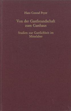 Von der Gastfreundschaft zum Gasthaus von Peyer,  Hans Conrad