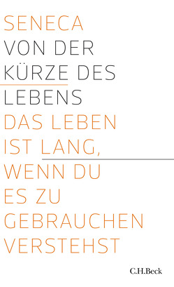 Von der Kürze des Lebens von Apelt,  Otto, Horn,  Christoph