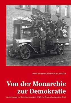 Von der Monarchie zur Demokratie von Kuessner,  Dietrich, Ohnezeit,  Maik, Otte,  Wulf