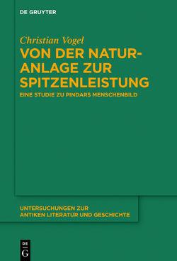 Von der Naturanlage zur Spitzenleistung von Vogel,  Christian