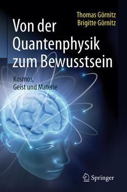 Von der Quantenphysik zum Bewusstsein von Goernitz,  Thomas, Görnitz,  Brigitte, Lay,  Martin
