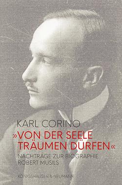 »Von der Seele träumen dürfen« von Corino,  Karl