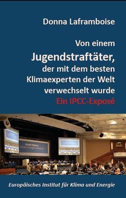 Von einem Jugendstraftäter, der mit dem besten Klimaexperten der Welt verwechselt wurde von Frey,  Chris, Jäger,  Helmut, Laframboise,  Donna, Thuss,  Holger J.