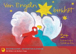 Von Engeln berührt von Trapp,  Barbara