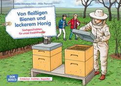 Von fleißigen Bienen und leckerem Honig. Kamishibai Bildkartenset. von Hauenschild,  Lydia, Penava,  Mile