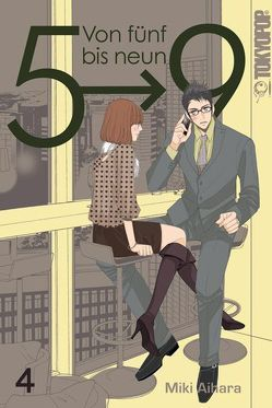 Von fünf bis neun 04 von Aihara,  Miki