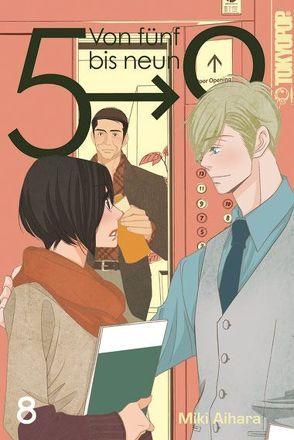 Von fünf bis neun 08 von Aihara,  Miki