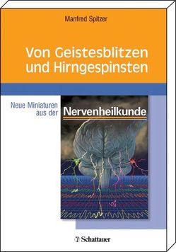 Von Geistesblitzen und Hirngespinsten von Spitzer,  Manfred