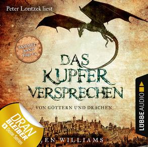 Von Göttern und Drachen – Sammelband von Löffler,  Falko, Lontzek,  Peter, Williams,  Jen
