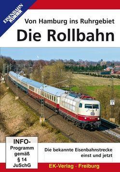 Von Hamburg ins Ruhrgebiet – Die Rollbahn
