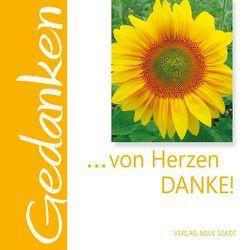 … von Herzen DANKE! von Hartl,  Gabriele