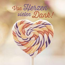Von Herzen vielen Dank! von Korsch Verlag