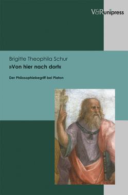 Von hier nach dort von Schur,  Brigitte Theophila