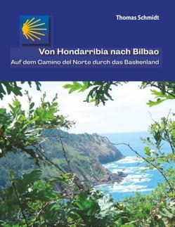 Von Hondarribia nach Bilbao von Schmidt,  Thomas