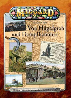 Von Hügelgrab und Dampfhammer von Franke,  Elsa, Nagel,  Rainer, Velten,  Alexandra