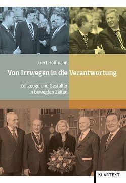 Von Irrwegen in die Verantwortung von Hoffmann,  Gert