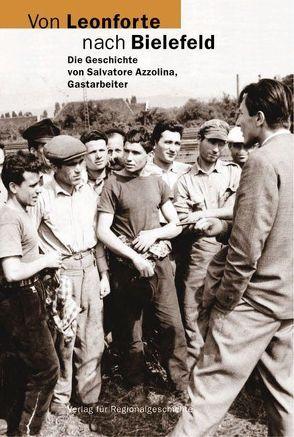 Von Leonforte nach Bielefeld von Ewers,  Niko, Fleischmann,  Gerd, Grewe,  Annegret