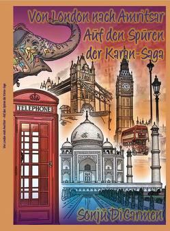 Von London nach Amritsar von DiCarmen,  Sonju
