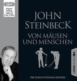 Von Mäusen und Menschen von Pleitgen,  Ulrich, Pressler,  Mirjam, Steinbeck,  John