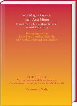 Von Magna Graecia nach Asia Minor von Beck,  Hans, Eckhardt,  Benedikt, Michels,  Christoph, Richter,  Sonja