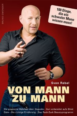 Von Mann zu Mann von Rebel,  Sven