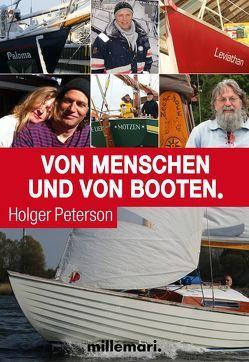 Von Menschen und von Booten von Peterson,  Holger