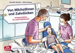 Von Milchzähnen und Zahnlücken. Kamishibai Bildkartenset. von Boetius,  Jeanette, Penava,  Mile