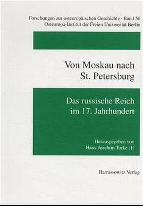 Von Moskau nach St. Petersburg von Torke,  Hans J