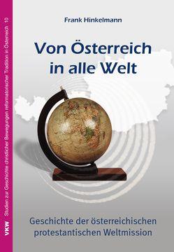 Von Österreich in alle Welt von Hinkelmann,  Frank