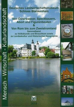 Von Osterwasser, Speckbauern, Abort und Figurenbeuten & Von Rom bis zum Zweistromland von Knauss,  Jürgen