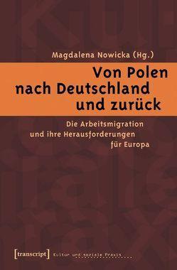 Von Polen nach Deutschland und zurück von Nowicka,  Magdalena
