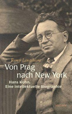 Von Prag nach New York von Langeheine,  Romy