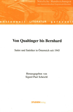 Von Qualtinger bis Bernhard von Scheichl,  Sigurd Paul