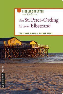 Von St. Peter-Ording bis zum Elbstrand von Siems,  Werner, Wilken,  Constanze