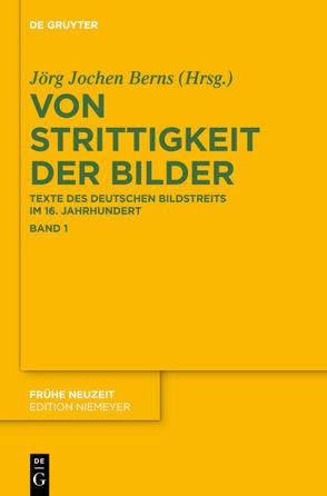 Von Strittigkeit der Bilder von Berns,  Jörg Jochen