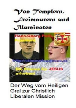 Von Templern, Freimaurern und Illuminaten – von Peitl,  Hans-Georg
